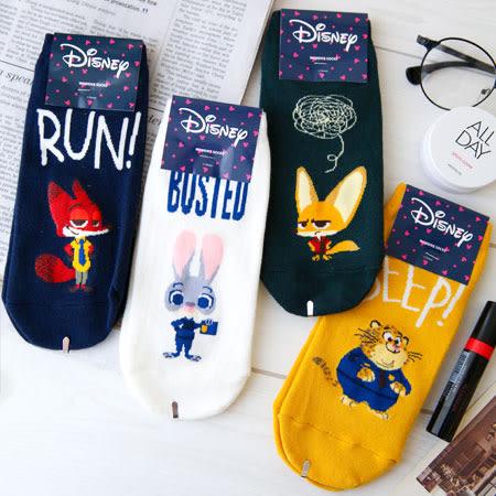 正版動物方城市全身造型短襪 茱蒂 尼克 洪金豹 飛仔 襪子 造型襪 流行襪 Zootopia 韓國製