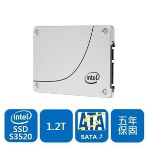 【綠蔭-免運】Intel S3520-SSDSC2BB012T701