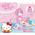 《LEing》sanrio Hello Kitty 時尚衣櫥組_RD00805