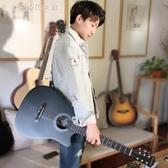 吉他初學者學生女男通用38寸新手入門練習樂器成人民謠木吉它 YJT 【創時代3c館】