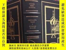 二手書博民逛書店【包罕見】Oswald s Tale,《奧斯瓦爾德的故事》,No