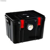 防潮箱單反相機鏡頭幹燥箱密封箱郵票字畫幹燥箱防潮柜 交換禮物 YJT