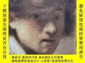 二手書博民逛書店倫勃朗:藝術與人生罕見Rembrandt: Substance