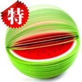 造型水果便條紙 (西瓜)-艾發現
