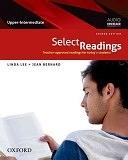 二手書《Select Readings: Teacher- Approved Readings for Today s Students. Upper intermediate》 R2Y ISBN:0194332179