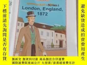 二手書博民逛書店LONDON,ENGLAND罕見1872Y179763 看圖 看圖