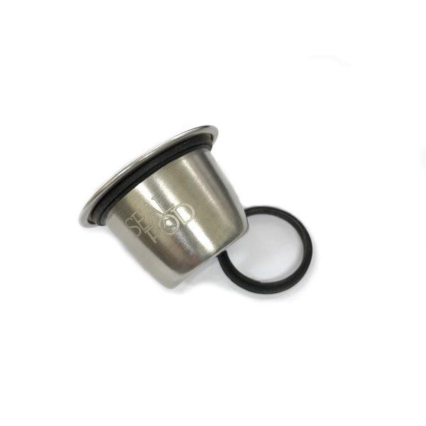 SP-AC03 SealPod 專用矽膠環 不銹鋼膠囊杯 DIY ☕Nespresso膠囊咖啡機專用☕