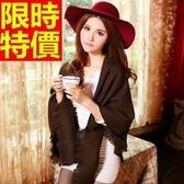 披肩-休閒舒適旅行平紋秋羊毛穗毯女圍巾65p29【巴黎精品】