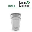 Klean Kanteen | 無毒環保不鏽鋼水杯(4入)16oz | 秀山莊(KSSC16-4PK)