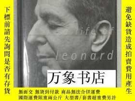 二手書博民逛書店Nadel罕見: Various Positions, a life of Leonard Cohen 倫納德科恩