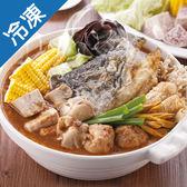 【立即出】饗城砂鍋魚頭2200g+-5%/份(年菜)【愛買冷凍】