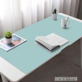 辦公桌墊 超大號可訂製尺寸圖案滑鼠墊電腦書桌墊子男女筆記本鍵盤墊客製尺寸