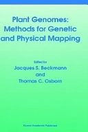 二手書 Plant Genomes: Methods for Genetic and Physical Mapping: Methods for Genetic and Physical Mappi R2Y 0792316304