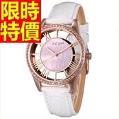 鑽錶-撫媚時尚可愛鑲鑽女腕錶3色62g44【時尚巴黎】