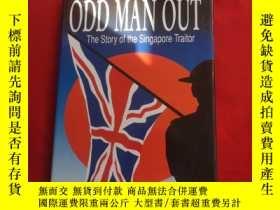 二手書博民逛書店ODD罕見MANOUT THE STORY OF THE SINGAPORE TRAITOR PETER ELPH