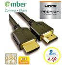 amber【PREMIUM HDMI 2...
