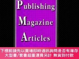二手書博民逛書店The罕見Successful Writer s Guide To Publishing Magazine Art