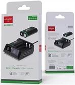 [哈GAME族]免運費 可刷卡 AOLION AL-XB2010 Xbox Series 2650mAh無線手把雙電池+充電器