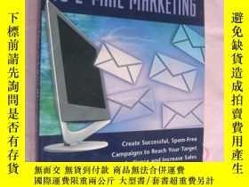 二手書博民逛書店Complete罕見Guide to E-mail Market