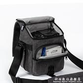 單肩帆布單眼相機包斜跨微單攝影包佳能24-70防水收納袋SONY 科炫數位