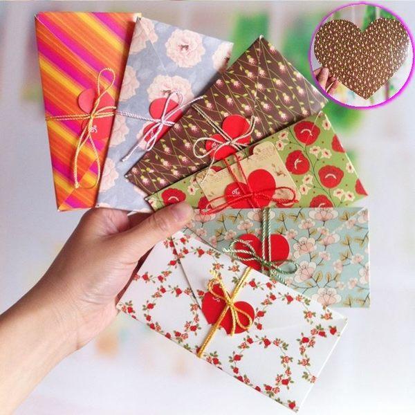 浪漫心形折疊卡片 賀卡 祝福卡 聖誕節 情人節 生日-艾發現