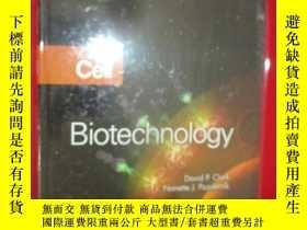 二手書博民逛書店Biotechnology:罕見Academic Cell Up