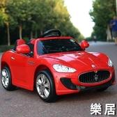 兒童電動車 四輪汽車寶寶玩具車可坐人遙控車男女小孩童車嬰4輪車JY 快速出貨