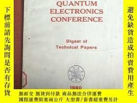 二手書博民逛書店11th罕見international quantum electronics conference(P3032)