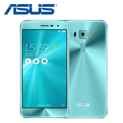 ASUS 華碩 Zenfone 3 ZE520KL 5.2吋 3G/32G 智慧手機 湖水藍