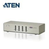 [富廉網]【ATEN】4埠 USB KVM多電腦切換器 支援喇叭&麥克風 (CS74U)