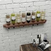 壁掛式 家用 酒架 酒吧 紅酒 簡約創意 葡萄酒架 紅酒瓶掛牆啤酒 ATF 夏季新品