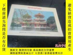 二手書博民逛書店外文明信片《有外文郵票罕見郵戳》 如圖 在郵夾裏20079 外文