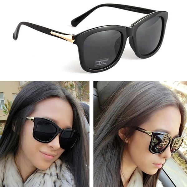 (99免運) 韓版 炫彩鏡面圓框墨鏡 太陽眼鏡
