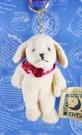 【震撼精品百貨】日本日式精品_狗DOG~絨毛鎖圈-星座系列-巨蟹
