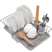 瀝水架瀝水籃涼晾碗架置物架籃碗筷瀝水槽【步行者戶外生活館】