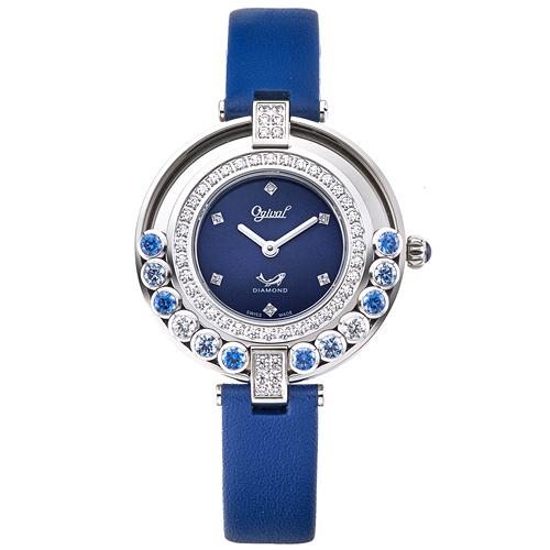 愛其華/流星系列 時尚珠寶錶 (380-45.1DLW) 禮物/34mm