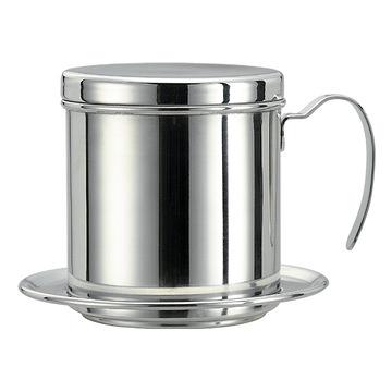 金時代書香咖啡 TIAMO 不鏽鋼越南咖啡濾器 越南壺 滴漏式咖啡 通過SGS檢驗 HG2686
