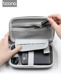 數碼收納袋 包納移動硬盤保護套 硬殼 希捷wd西數東芝三星聯想2.5英寸硬盤收納盒 城市科技