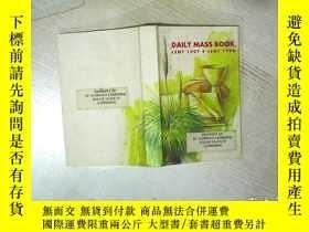 二手書博民逛書店DAILY罕見MASS BOOK LENT 1997 LENT