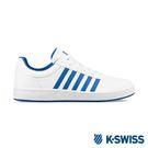 K-Swiss Court Cheswick S休閒運動鞋-男-白/藍