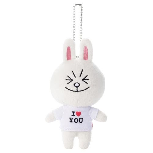 LINE 吊飾 兔兔愛你 TA29926