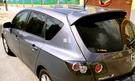【車王汽車精品百貨】馬自達 馬3 Mazda 3 五門 定風翼 尾翼 壓尾翼 改裝尾翼 導流板