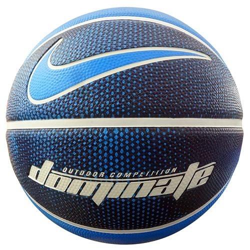 NIKE DOMINATE7號籃球-藍色【愛買】