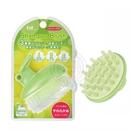日本貝印 (KAI) 洗頭按摩刷 - 綠 HB-1204