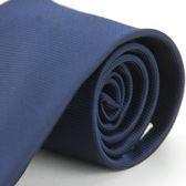 【Alpaca】深藍方暗紋領帶