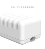 子白魚缸氧氣泵增氧泵魚缸增氧機靜音小型家用雙孔養魚充氧制氧超 創時代3C館