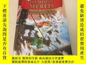 二手書博民逛書店The罕見Ship of Secrets 外文原版Y17998