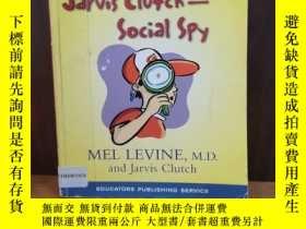 二手書博民逛書店Jarvis罕見Clutch Social SpyY12800