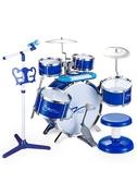 架子鼓爵士鼓初學者玩具1-3-6歲寶寶敲打樂器男女孩  免運