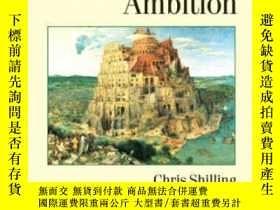 二手書博民逛書店The罕見Sociological Ambition-社會學抱負Y436638 Chris Shilling;